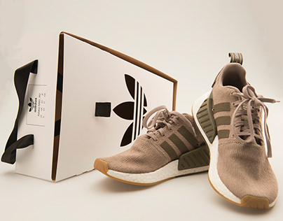 Adidas Shoe Packaging
