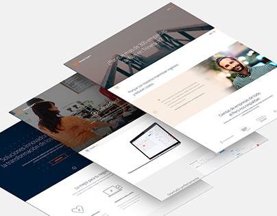 Trinetsoft Website