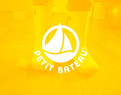 Petit Bateau - Web & Emailing