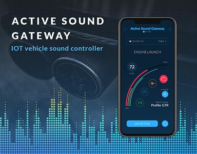 Active Sound Gateway