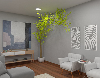 Sala de estar - Coimbra | MG