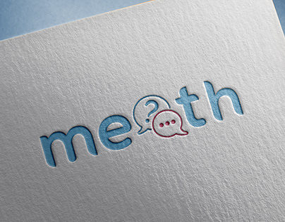 Meeth App Logo Design