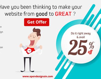 Web Design Company in Chennai - Open Designs