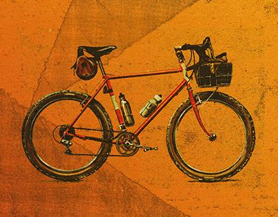 Bikepacking series