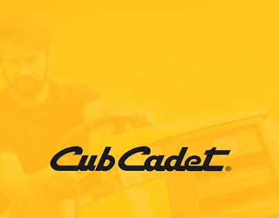 Cub Cadet - outdoor power equipment