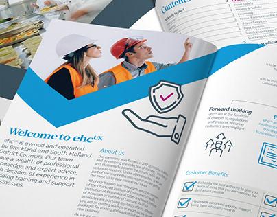 ehcUK Corporate brochure