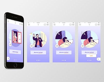 Glössap | AppMobile | UX/UI