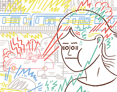 Noise Pollution – For The New Yorker