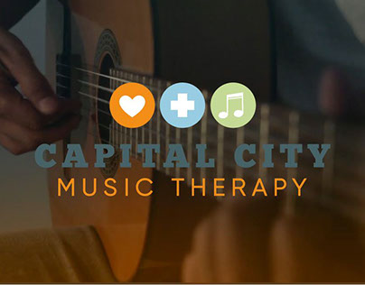 Logo + Website | Capital City Music Therapy