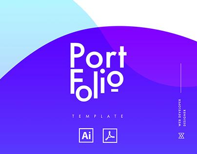 Minimal Portfolio - Free