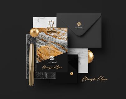NorthWest Mining - Brand design & print.