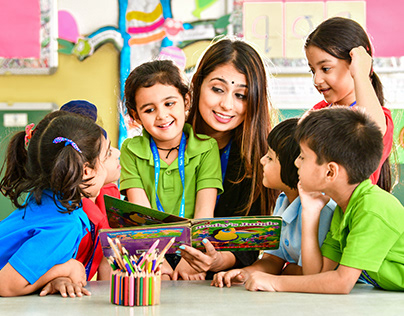 Primary Classes Photoshoot   SNS Gurugram