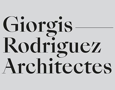 Giorgis Rodriguez Architectes