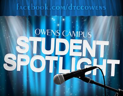 Student Spotlight Social Media Project
