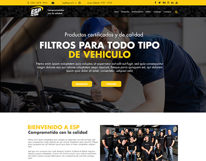 ESP Website
