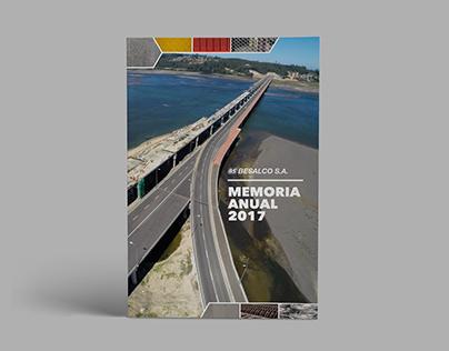 Memoria Anual Besalco 2017