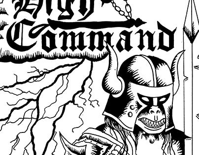 High Command Merchandise