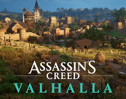 Assassin's Creed Valhalla - Winchester Outskirts West