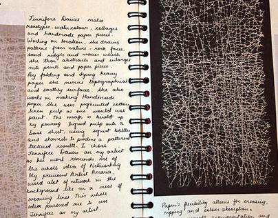 Art Moderation SketchBook