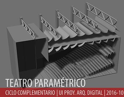 2016.10_UI Proy. Arq. Digital_Teatro Paramétrico