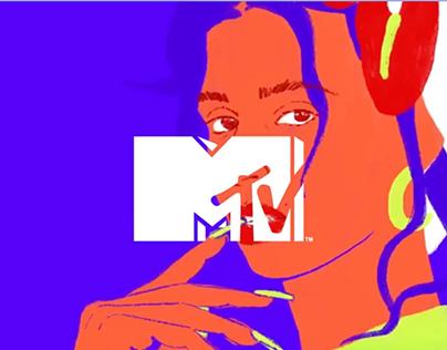 MGZ! x MTV — Bumpers
