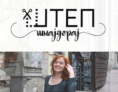 Website for Štep