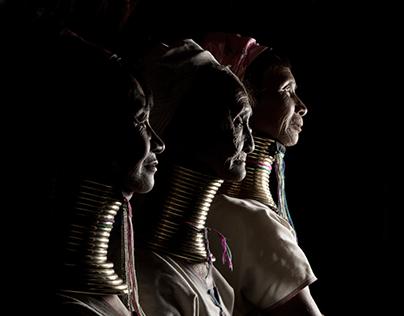 Kayen Women - Myanmar