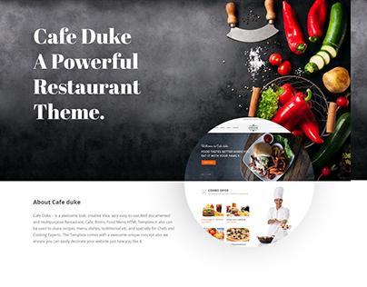 Restaurant Theme