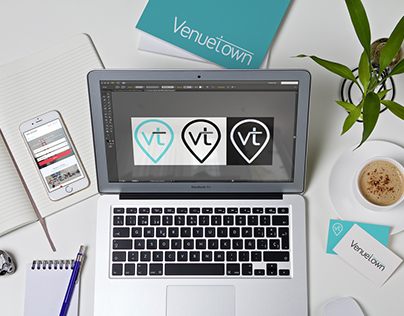 Logo Design: VenueTown