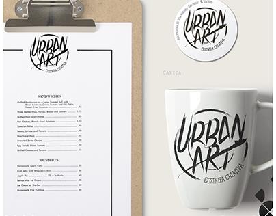 Id. Visual | Urban Arte - Cozinha Criativa