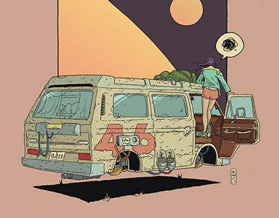 ViewFinder Comic