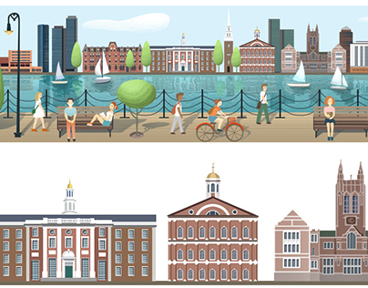 Illustrations for StudyStandard website