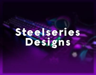 Steelseries Designs