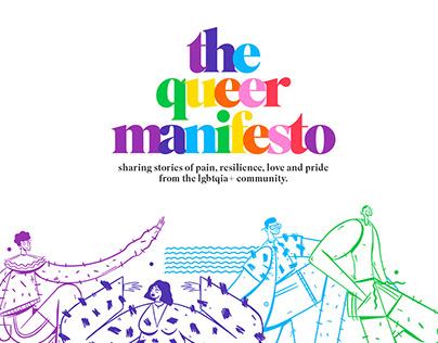 The Queer Manifesto · Week 1 & 2