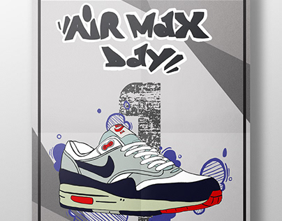 Air Max Day Posters