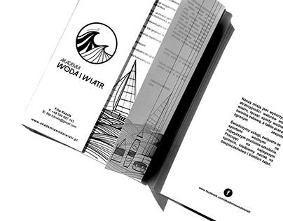 Akademia Woda i Wiatr - Visual Identity