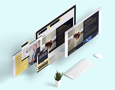 AJL Consulting: Website