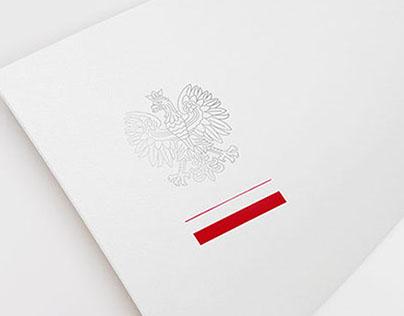 Visual Identity System Senate of the Republic of Poland