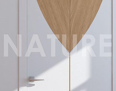 Nature door (Ukrainian traditions)