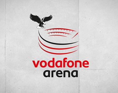 Vodafone Arena - Sponsorship