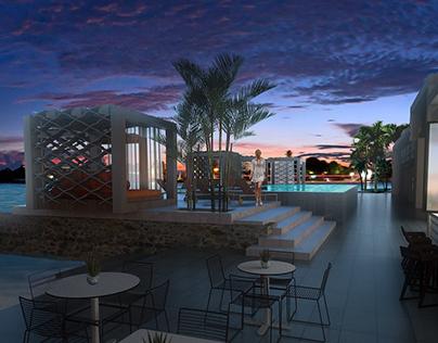 AQUA DULCE  beach resort