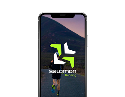 Salomon Running App Logo