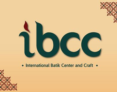Rebranding Logo IBCC (International Batik Center&Craft)