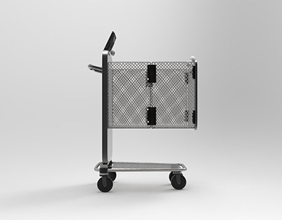 Grabet - Automated Shopping Cart (July 2020)