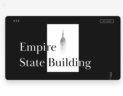 Empire State Building · Landing page