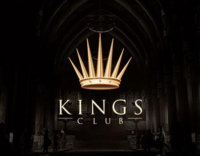 KINGS CLUB - BRAND IDENTITY