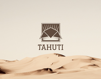 Tahuti Visual Identity