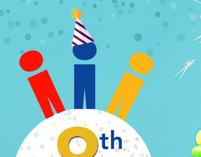Levine Children's Hospital - 8th Birthday Social Media