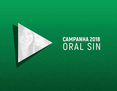 Oral SIn - Campanha 2018