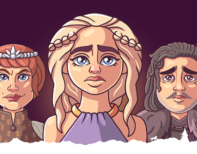 Characters Games of Thrones
